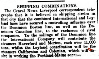 Leyland Line contribution Londonderry Sentinel February 25 1902 Page 7 copy.png
