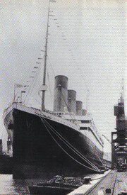 At the White Star dock in Southampton on Good Friday, April 5, 1912.JPG