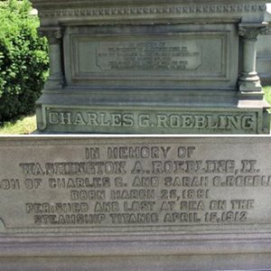 Washington Roebling Memorial