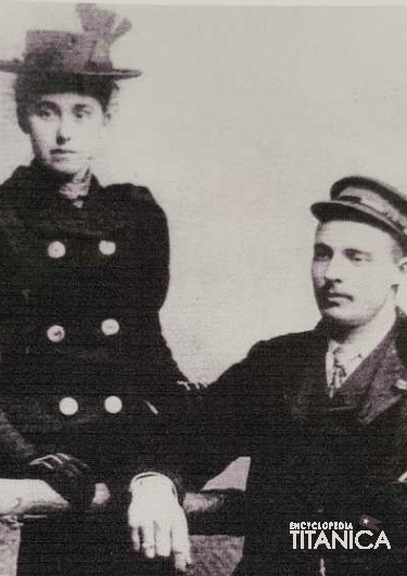 Alfred and Alice Cotton
