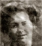 Photograph of Ada Maria Clarke