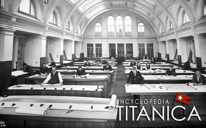 Harland And Wolff Drawing Office
