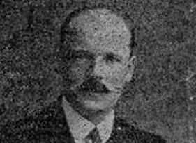Photograph of Harvey Collyer