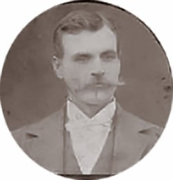 Photograph of John Downing Smillie