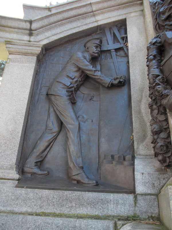 Southampton Titanic Engineers Memorial
