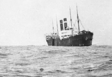 Southland Sinking