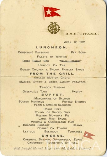 Spencer Menu