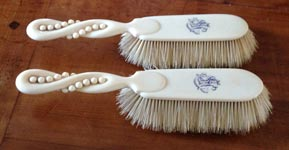 Monogram Brush