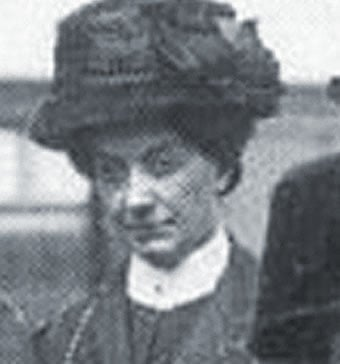 Photograph of Annie Martha Martin