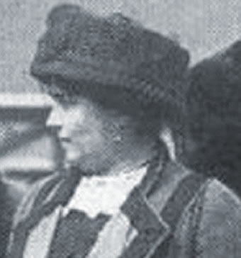 Photograph of Maude Louise Slocombe