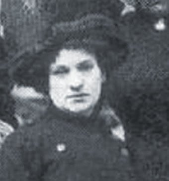 Photograph of Annie Caton
