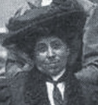 Photograph of Mary Kezia Roberts
