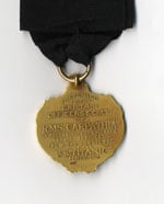 CARPATHIA MEDAL TO BE AUCTIONED