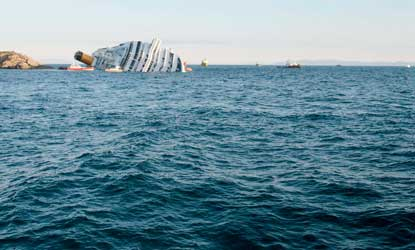 COSTA CONCORDIA EYEWITNESS ACCOUNTS
