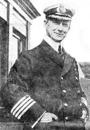 Captain Rostron