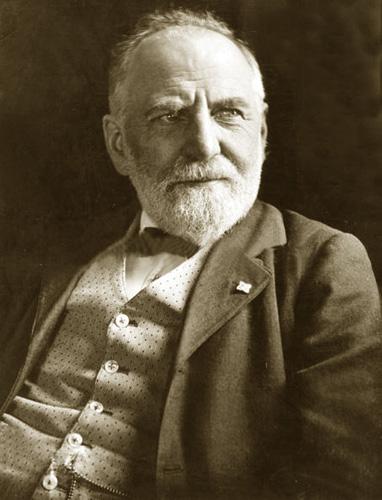 Journalist W. T. Stead
