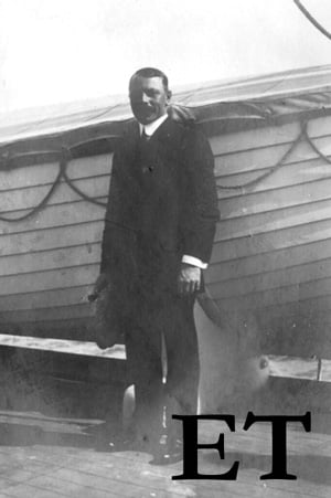 Officer Pitman at a lifeboat
