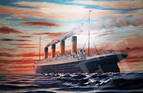 The Maritime Paintings of Simon Fisher