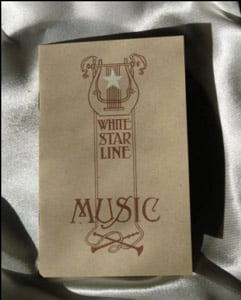 White Star Music Book
