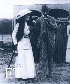 Noelle and Norman 1910