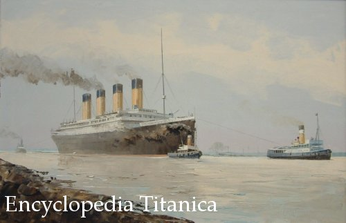 Titanic Leaving Belfast (1)