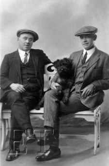 John and Hugh Smith 1924