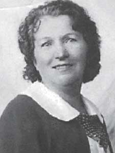 Bridget McDermott (1940s)