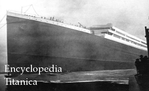 A Liner to Eclipse the Olympic
