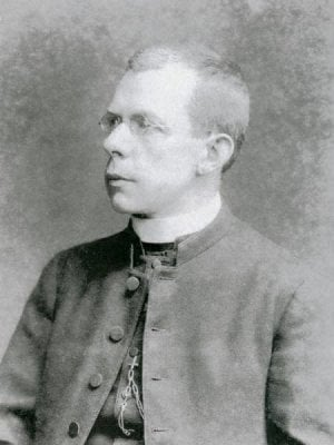 Portrait of Father Byles