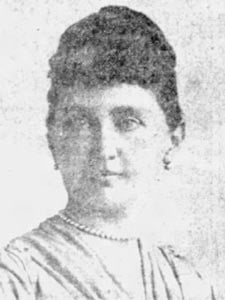 Caroline Lane Brown