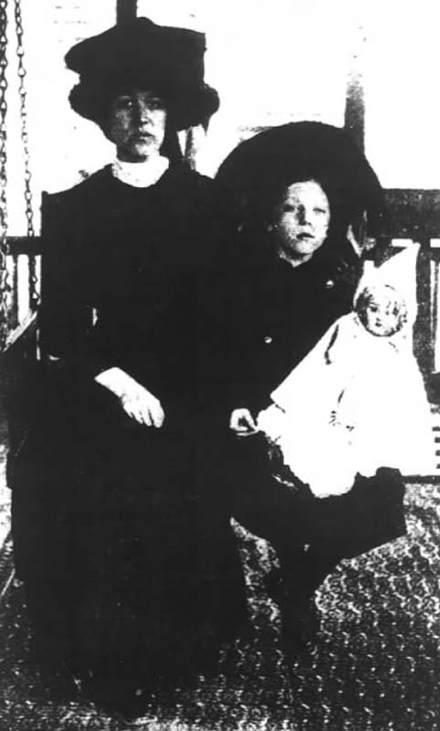 Charlotte and Marjorie Collyer