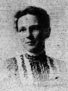 Carrie Constance Chaffee