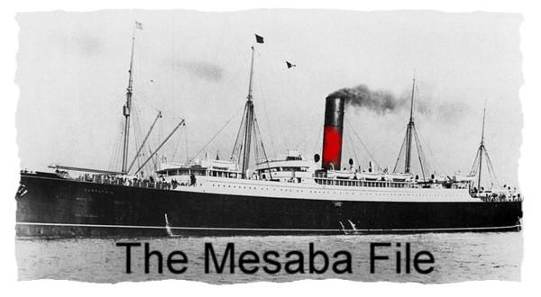 The Mesaba File