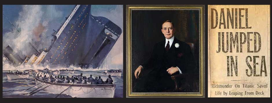 A Titanic Mystery: Exploring the Escape of Robert W. Daniel