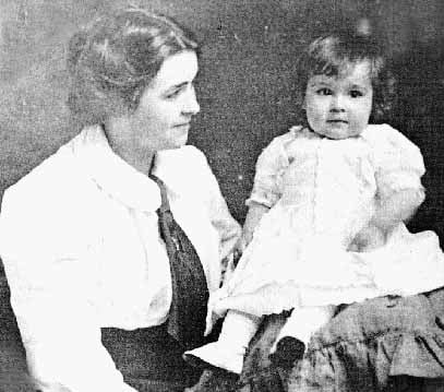 Kate Phillips and daughter Ellen