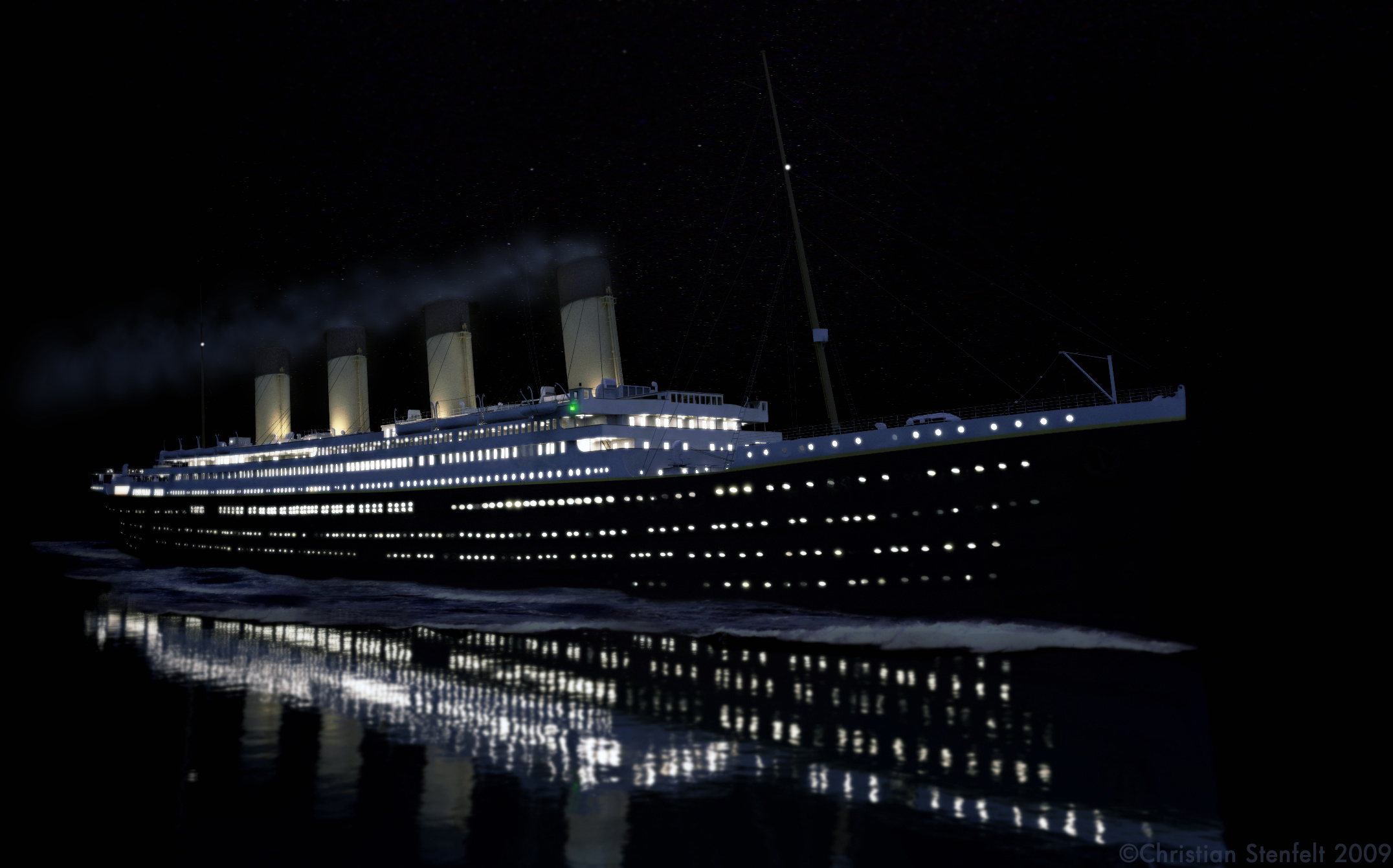 3D Titanic 2 0 | Encyclopedia