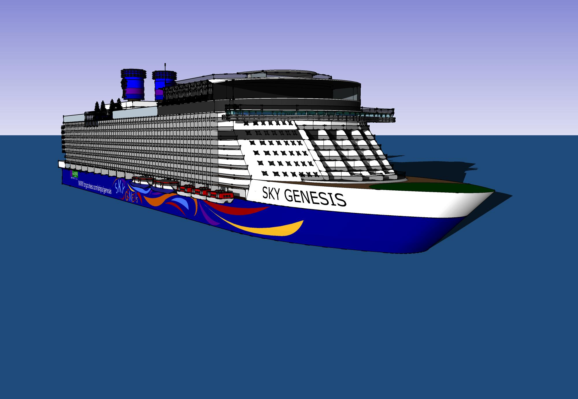 Custom Made Cruise Shipsfor People Who Make Their Own Ships - How much do cruise ships make