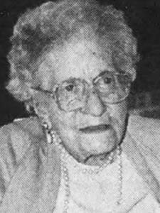 Edith Eileen Brown