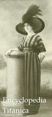 Edith Rosenbaum in 1910