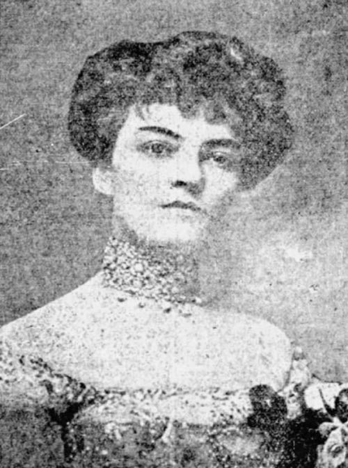 Mrs George D. Widener