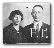 Eugene Daly and wife Lillian