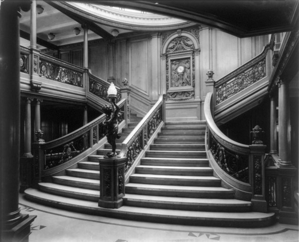 Grand Staircase Photograph