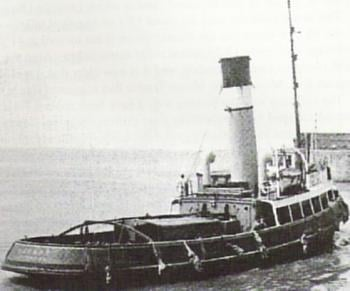 Hornby - Tug that assisted Titanic at Belfast
