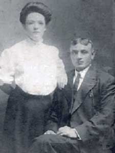 Catherine and John Bourke