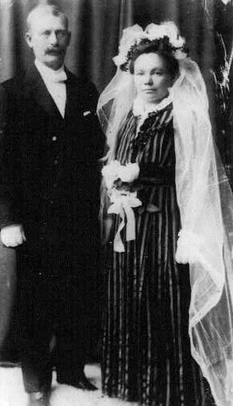 Karl and Hensine Dahl