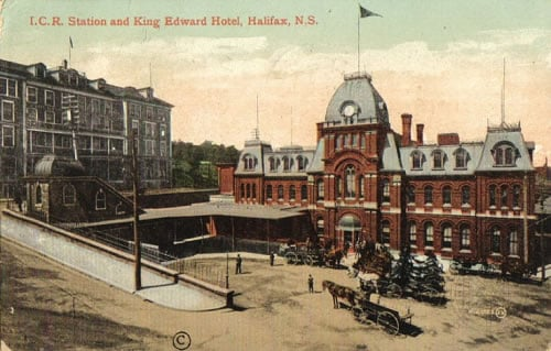 King Edward Hotel Halifax