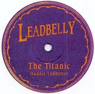 Leadbelly Recording