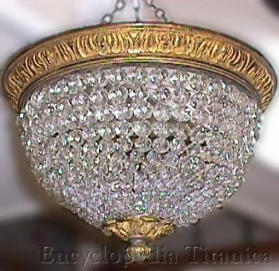 Rms Olympic Chandelier
