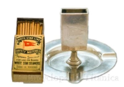 MATCHES AND MATCHBOX HOLDER