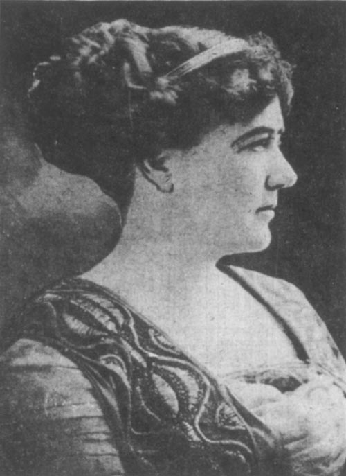 May Futrelle in 1912